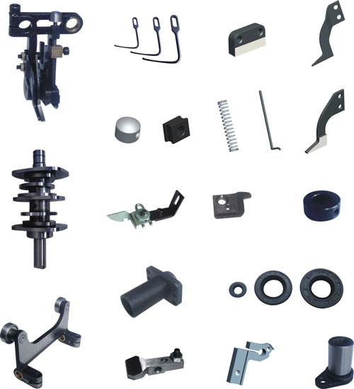 Tuck In Device Spare Parts